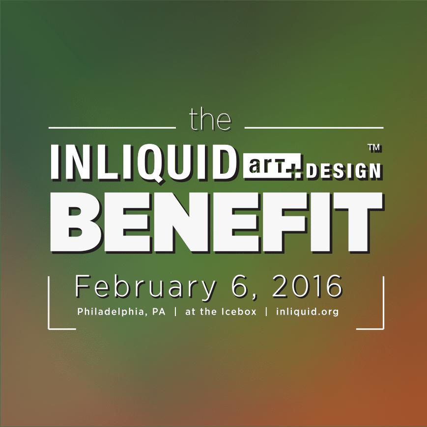InLiquid Benefit 2016 Branding